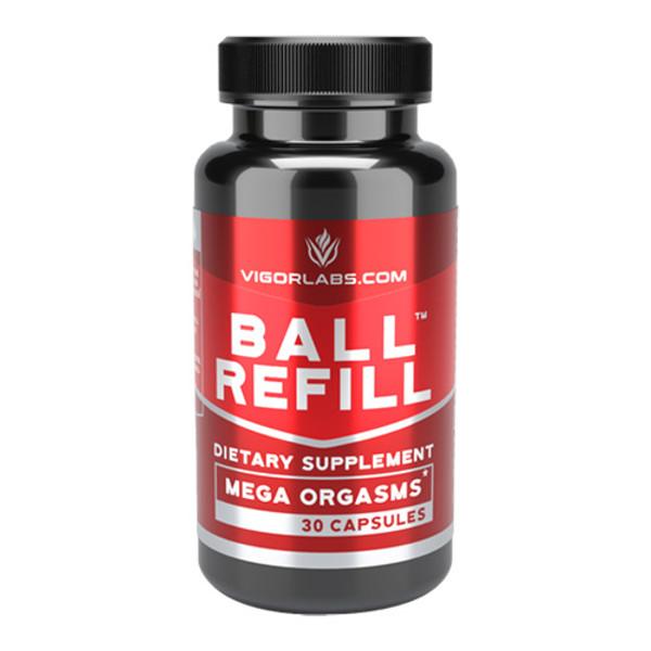 Vigor Labs Ball Refill Bottle