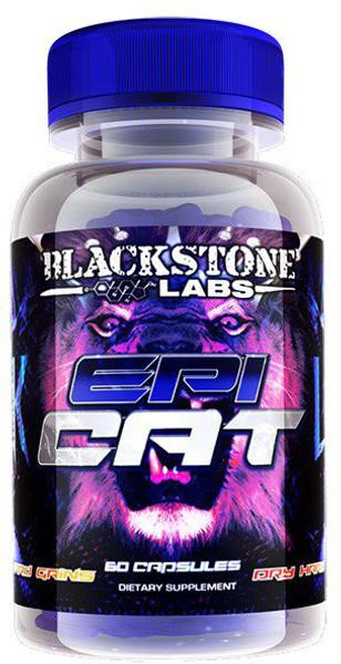 Blackstone Labs Epi Cat Bottle