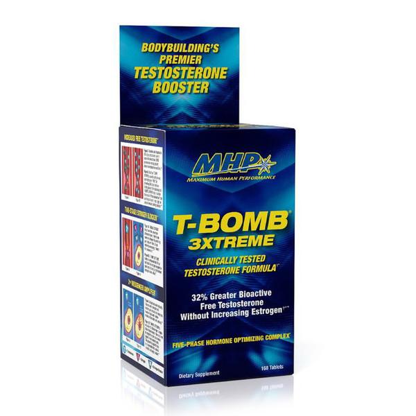 MHP T-Bomb 3Xtreme Bottle