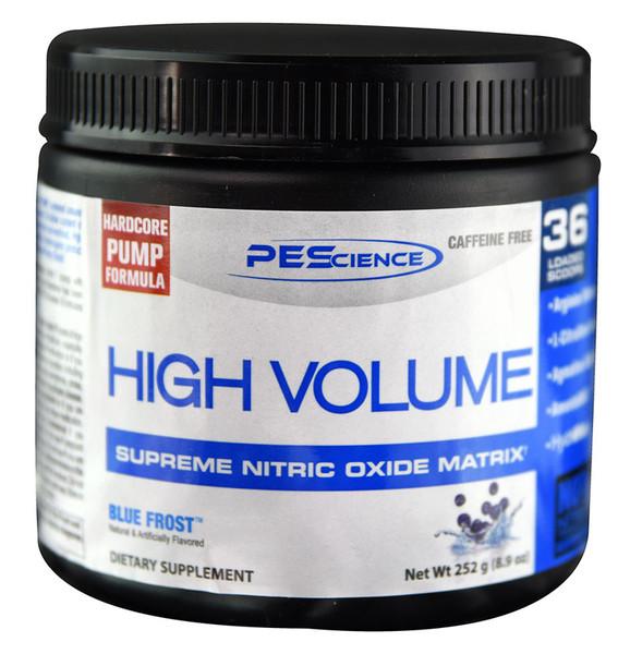 PEScience High Volume Bottle
