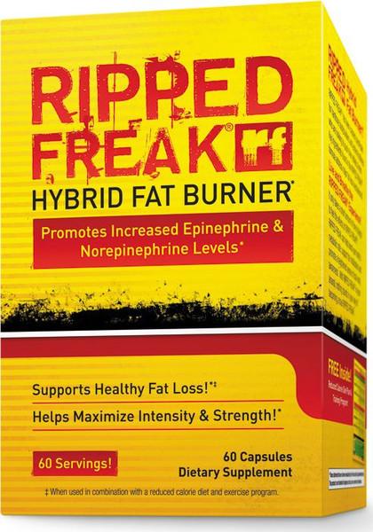 PharmaFreak Ripped Freak Box