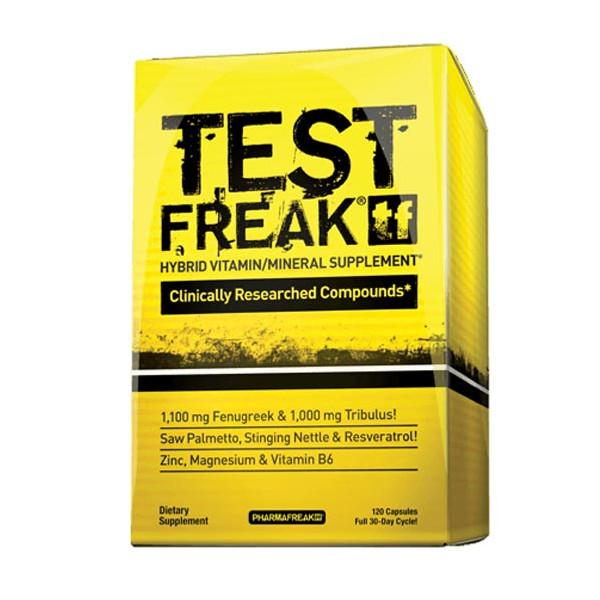 PharmaFreak Test Freak Box