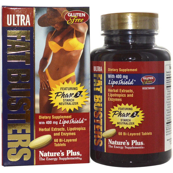 Nature's Plus Ultra Fat Busters Bottle