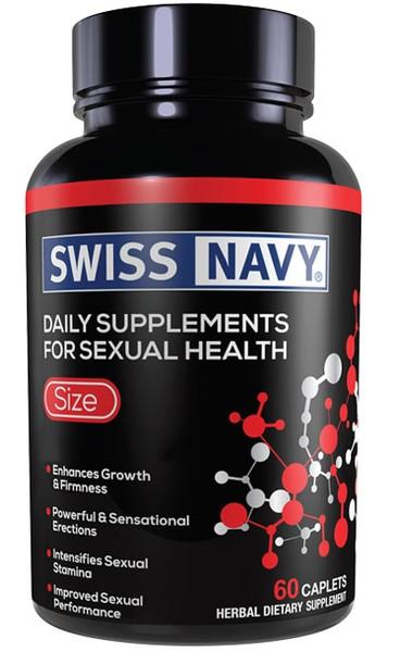 Swiss Navy Size Bottle