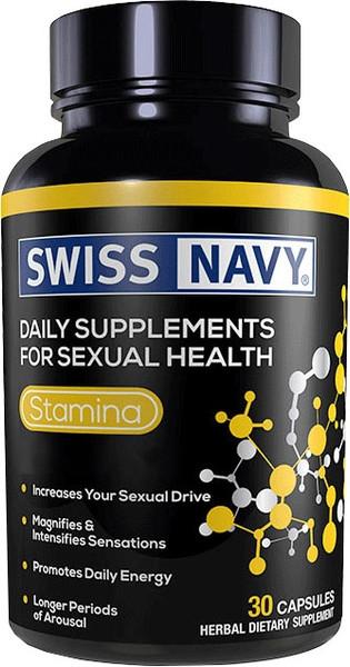 Swiss Navy Stamina Bottle