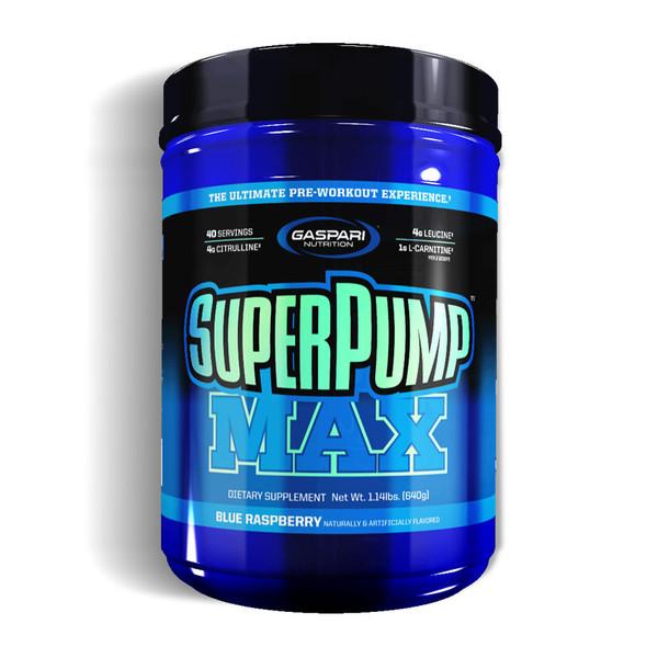 Gaspari Nutrition SuperPump Max Bottle