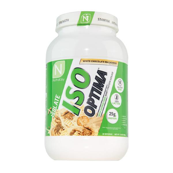 Nutrakey Iso Optima Bottle