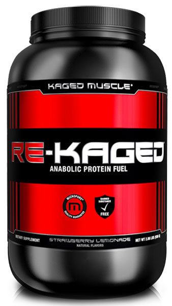 Kaged Muscle Re-Kaged Bottle
