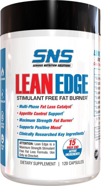 SNS Lean Edge Bottle
