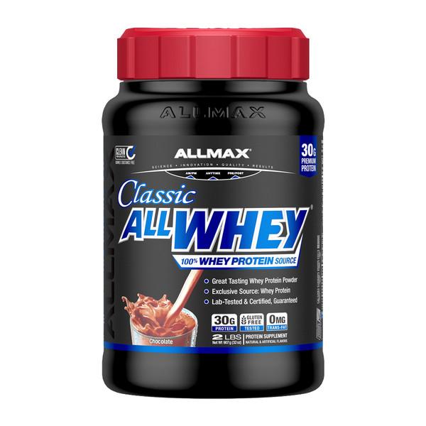 AllMax Nutrition AllWhey Classic Pure Whey-Protein Bottle