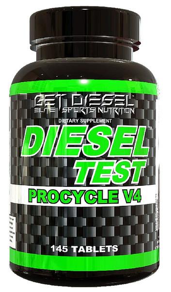 Get Diesel Diesel Test Pro-Cycle V4 Bottle