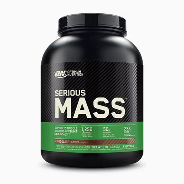 Optimum Nutrition Serious Mass Bottle