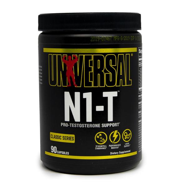Universal Nutrition N1-T Bottle