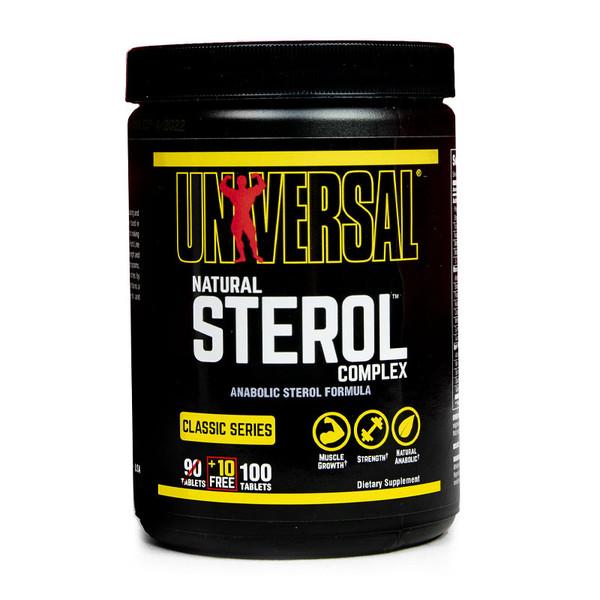 Universal Nutrition Natural Sterol Complex Bottle