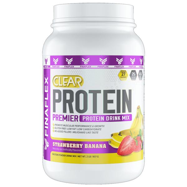FINAFLEX Clear Protein 2Lb Bottle