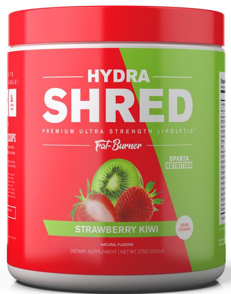 Sparta Nutrition Hydra Shred Powder Bottle