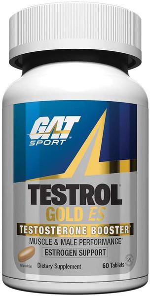 Gat Sport Testrol Gold ES bottle