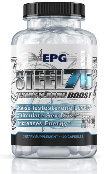 EPG Steel 75 bottle