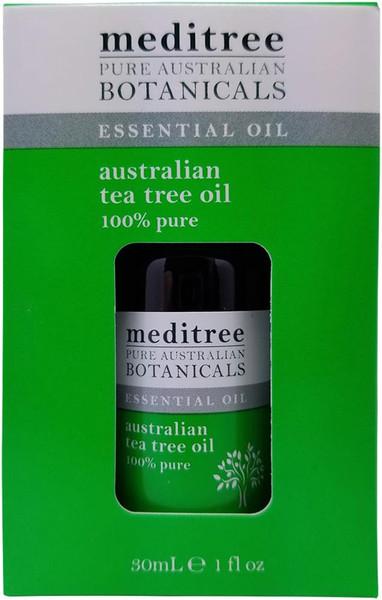 Nature's Plus Meditree Pure Australian Botanicals Essential Tea Tree Oil Bottle