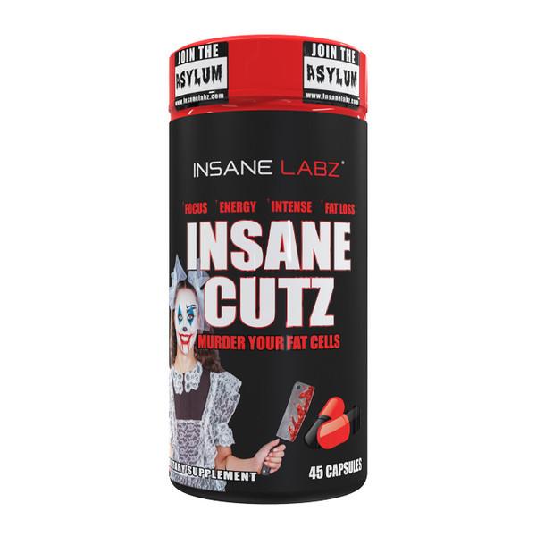 Insane Labz Insane Cutz Bottle