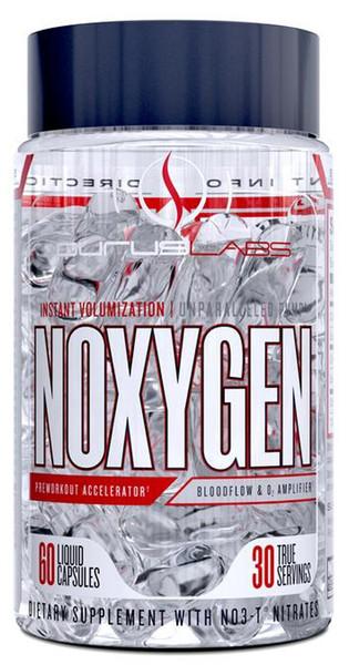 Purus Labs NOXygen Capsules Bottle