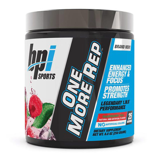BPI Sports One More Rep Bottle