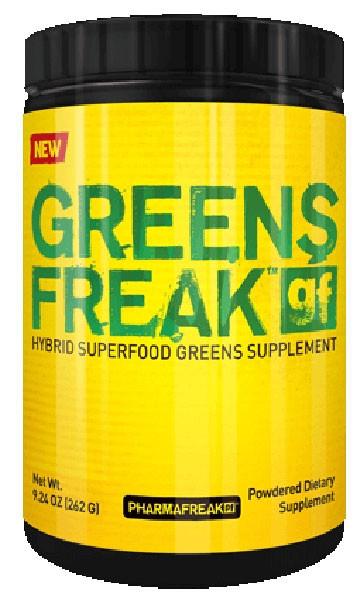 PharmaFreak Greens Freak Bottle