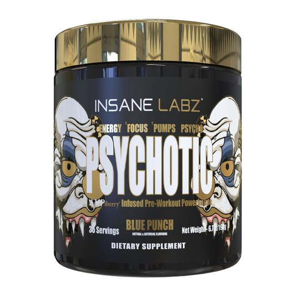 Insane Labz Psychotic Gold Bottle