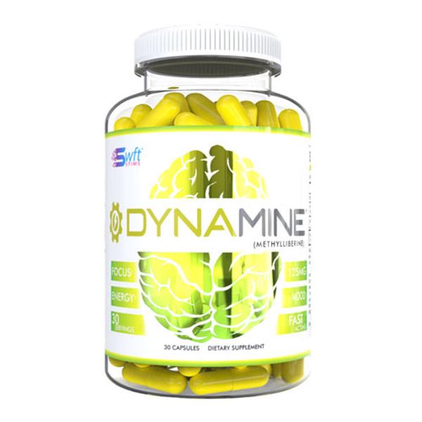 SWFT Stims Dynamine Bottle