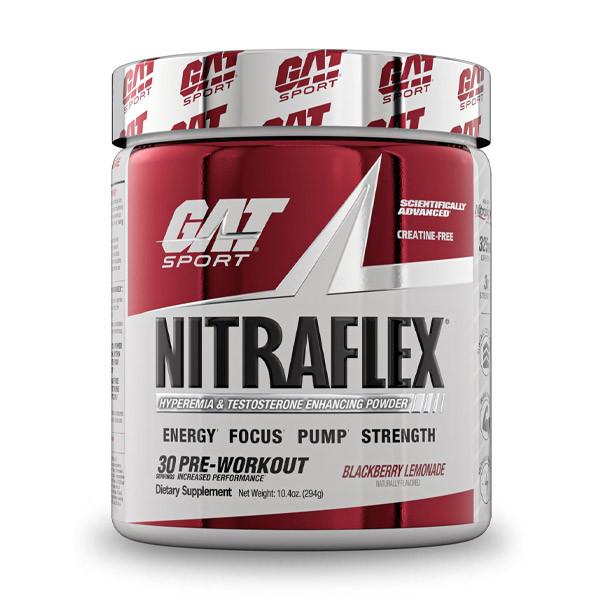 GAT Sport Nitraflex Bottle