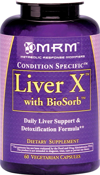 MRM LiverX Bottle