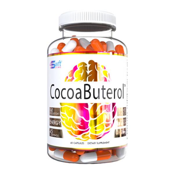 SWFT Stims CocoaButerol Bottle