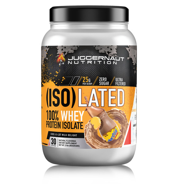 Juggernaut Nutrition (ISO)LATED Bottle