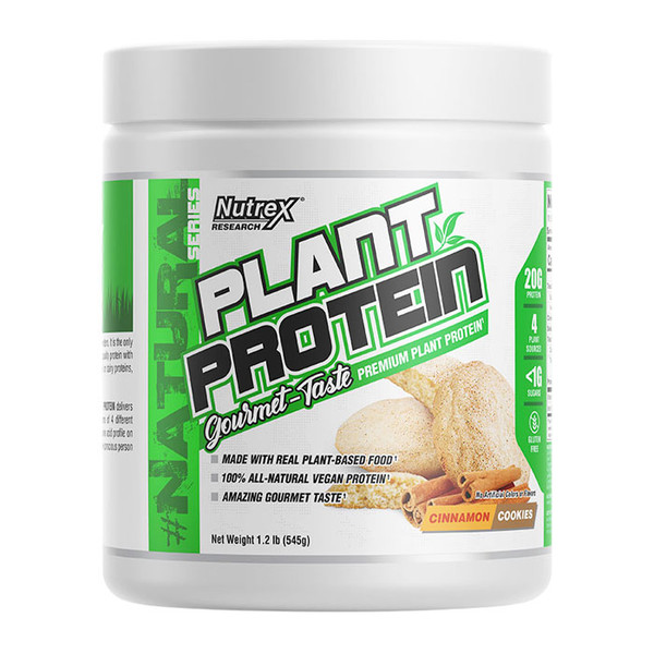 Nutrex Research Plant Protein Bottle