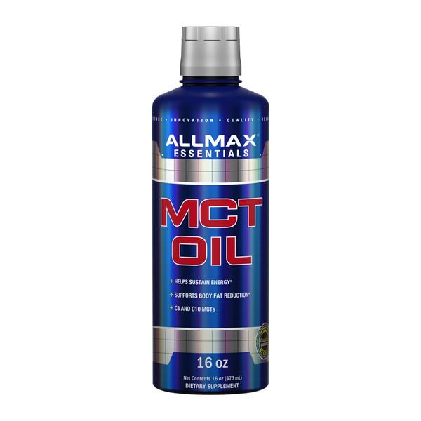 ALLMAX Nutrition MCT Oil, 16 Oz. Bottle