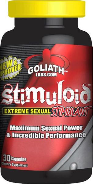 Goliath Labs Stimuloid Bottle