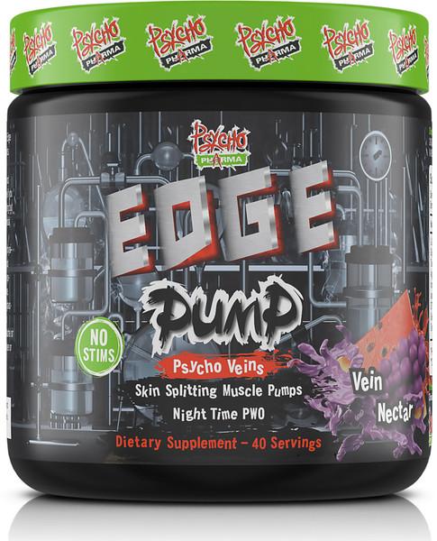Psycho Pharma Edge Pump Bottle