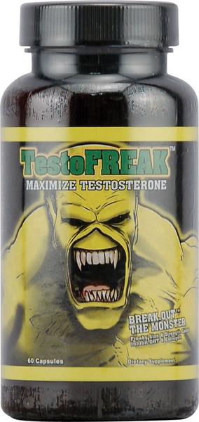 Colossal Labs TestoFREAK Bottle