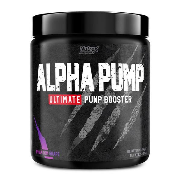 Nutrex Research Alpha Pump Bottle