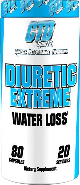 CTD Sports Diuretic Extreme Bottle