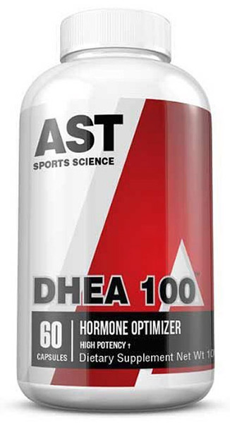 AST DHEA 100mg Bottle