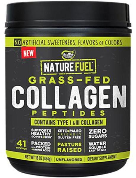 Nature Fuel Keto Collagen Peptides Bottle