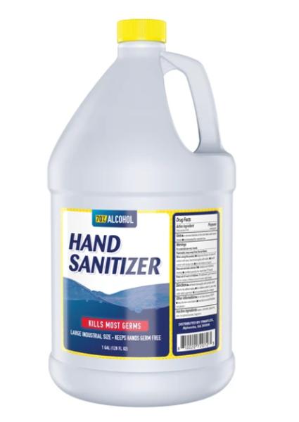 FINAFLEX Hand Sanitizer Gallon Bottle