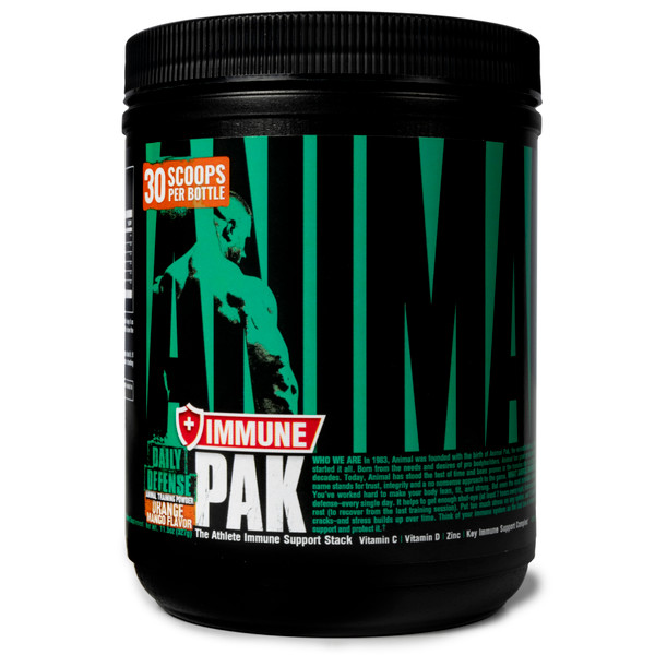 Animal Immune Pak Powder Bottle