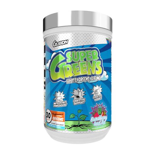 Glaxon Super Greens Bottle