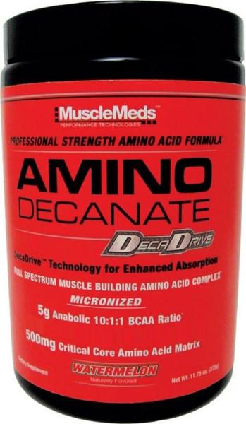 MuscleMeds Amino Decanate Bottle