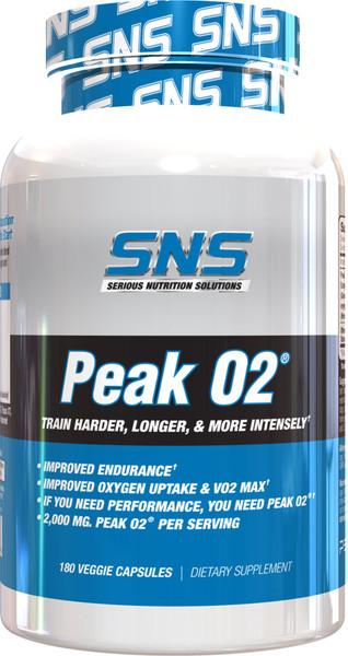 SNS Peak 02 Bottle