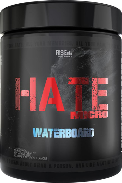 Rise Performance Hate Micro Bottle