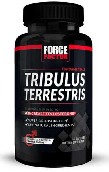 Force Factor Tribulus Terrestris Bottle