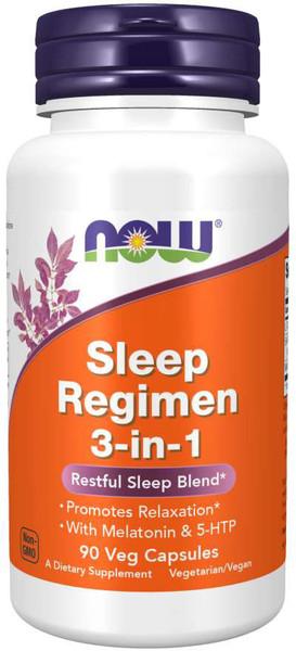 Now Sleep Regimen 3-In-1 Bottle